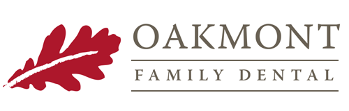 Oakmont Family Dental Retina Logo